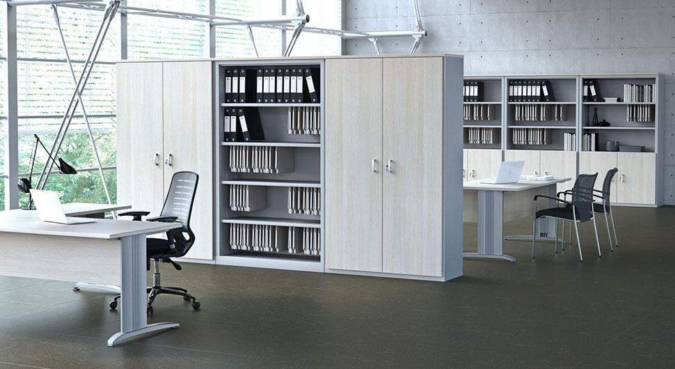 Planifica el Archivo en tu Oficina: Acabado y Material