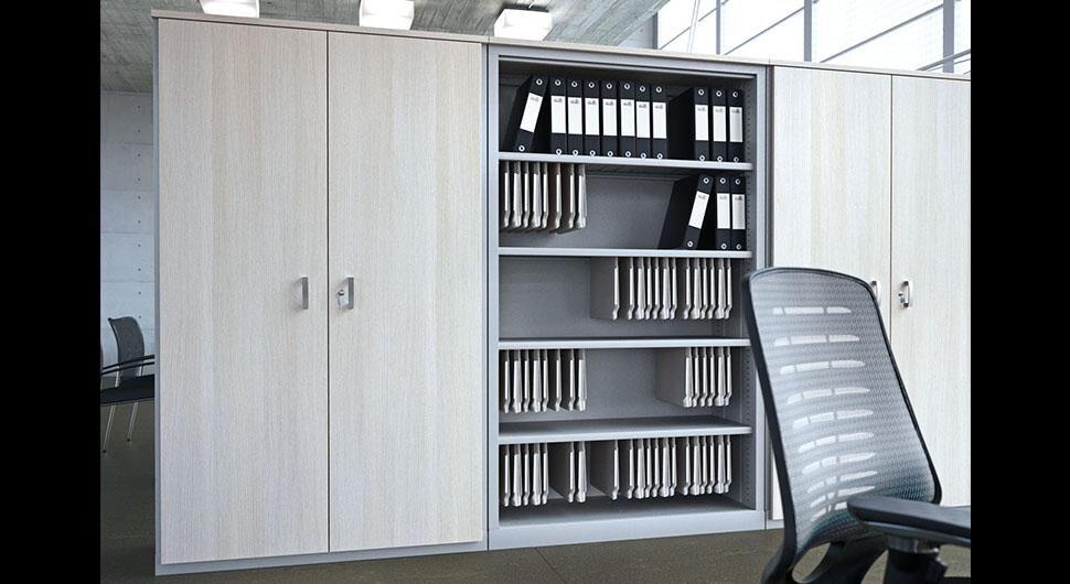 Planifica el Archivo en tu Oficina. Sistemas de Almacenaje.