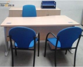 Comprar mesa de oficina segunda mano Málaga