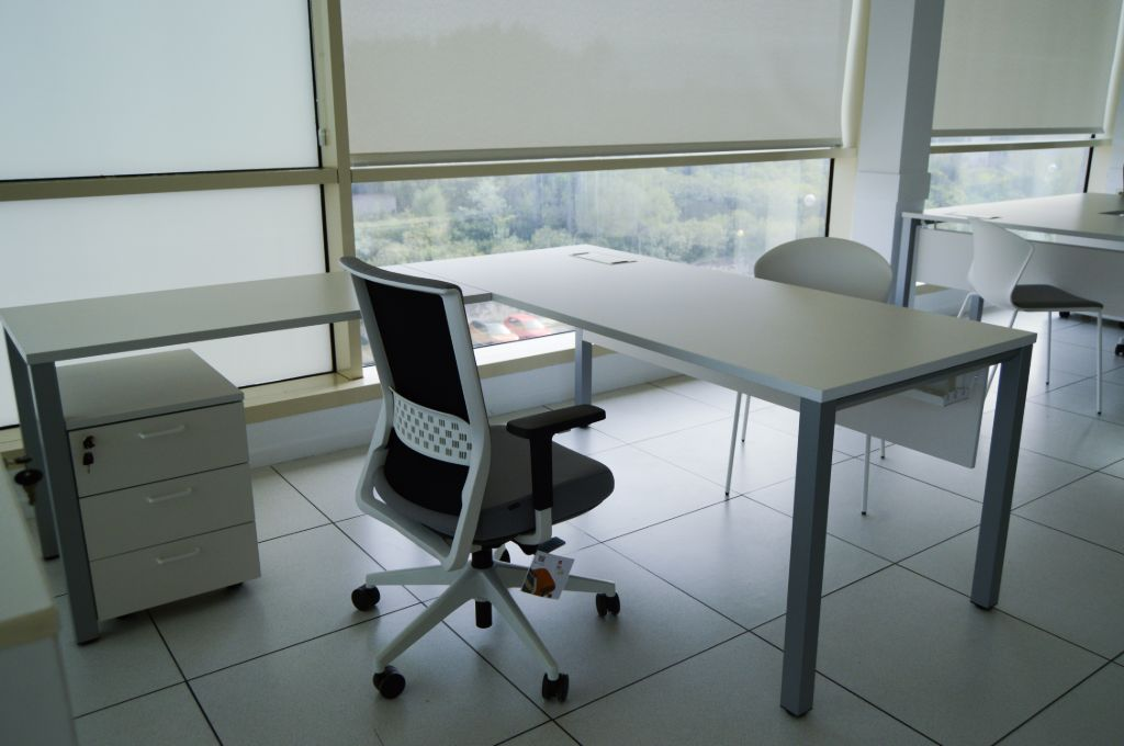 Foto de nuestro trabajo en Edif. Premier II Málaga